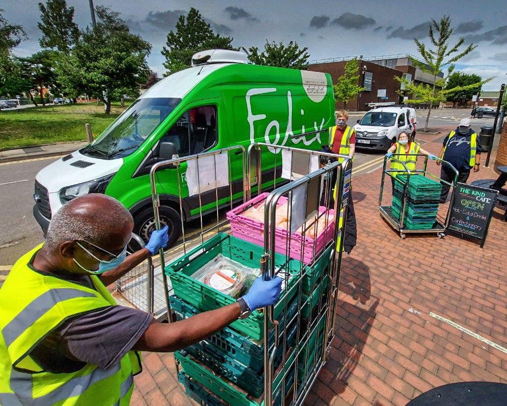 Felix Project Van