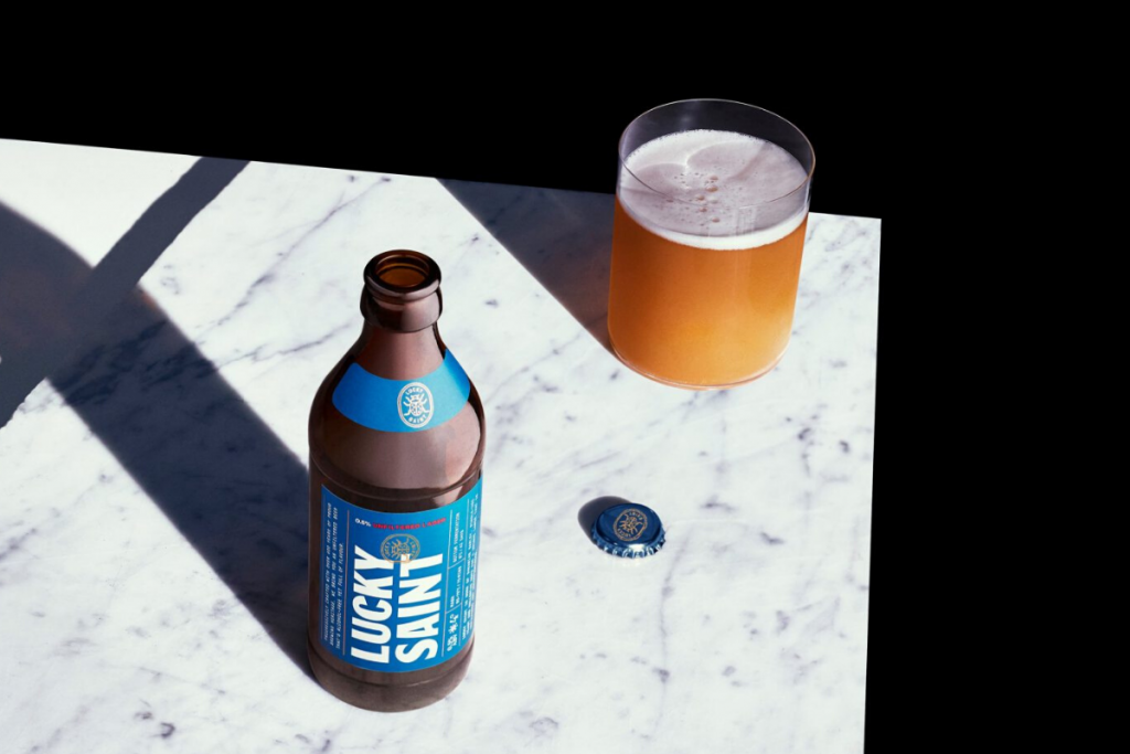 Luck Saint beer