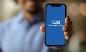 Track and Trace NHS app